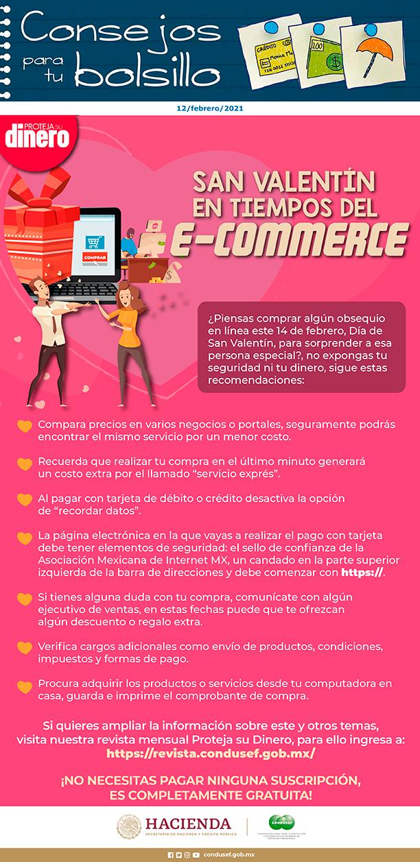 San Valentín en tiempos del e-commerce