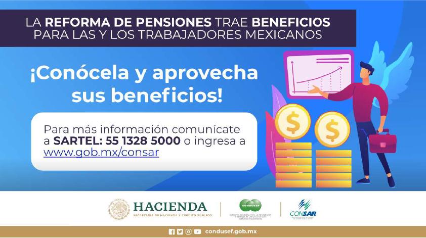Jornada de Orientación Financiera: Ahorro para el retiro/reforma de pensiones
