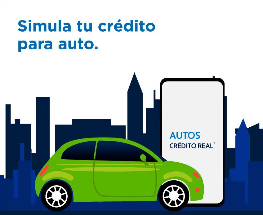 Simulador de crédito para autos